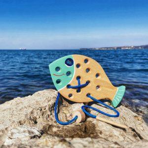Koprske beštije - Ribica